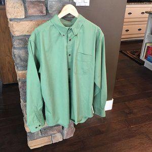 Eddie Bauer Tall casual shirt
